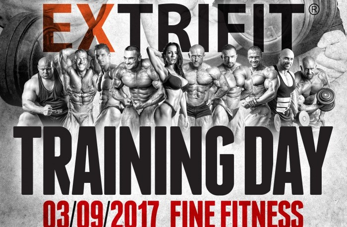 Extrifit Training Day 18