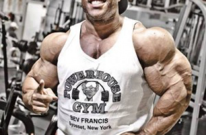 Mr. Olympia a Generation Iron