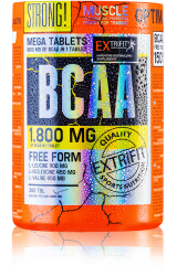 BCAA 1800 MG MEGA TABLETS