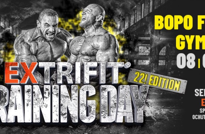 Extrififit Training Day 22 - Třebíč 2019
