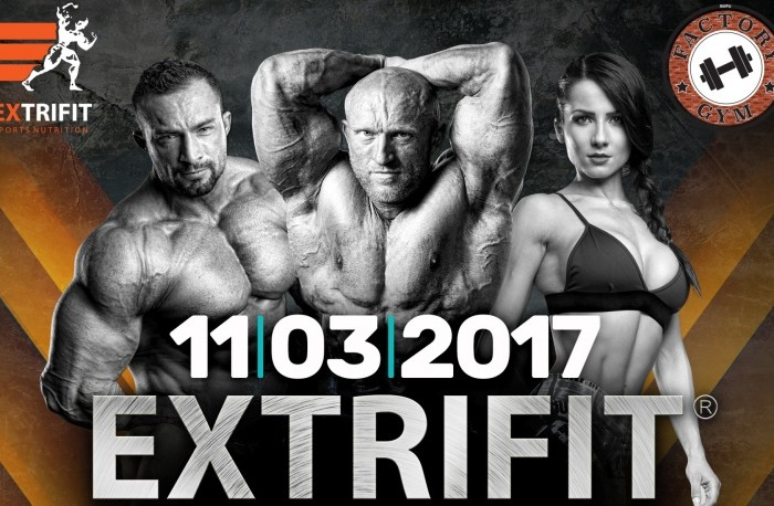 Pozvánka na Extrifit Training Day XVII