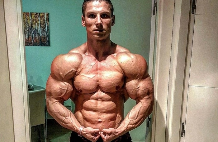 Tomáš Tabačiar- The true life of bodybuilder, part 2