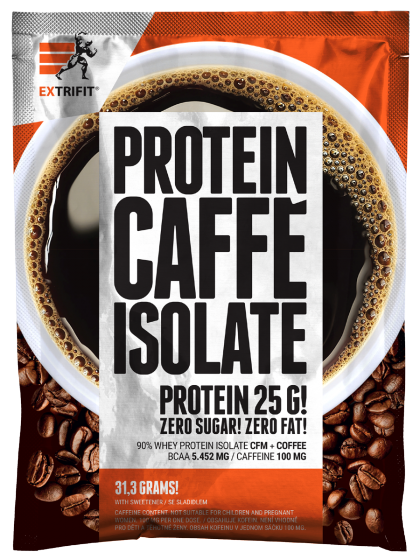 Protein Caffé Isolate 90