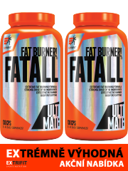 Fatall® Ultimate Fat Burner 1+1 ZDARMA
